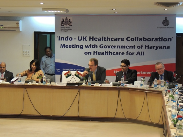 Haryana UK Collaboration