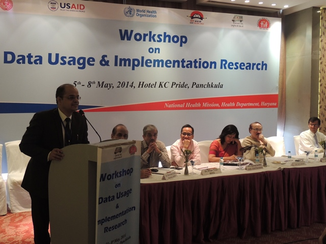 Workshop on DU & IR 2014